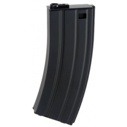 CYMA Airsoft 190rd M4 Mid-Cap Long AEG Magazine - BLACK
