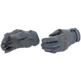 AMA Hard Knuckle Gloves - X SMALL - FOLIAGE