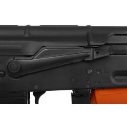 JG Full Metal AK74U EBB Airsoft AEG Rifle w/ Side Folding Stock
