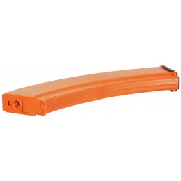 Lancer Tactical 650rd Flash Magazine - LEATHER ORANGE