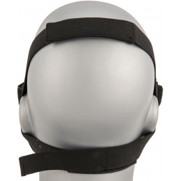 AMA Tactical Skull Lower Face Mask w/ Foam Padding - YH