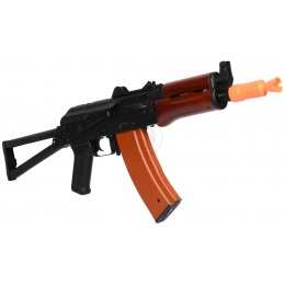JG AK74UN EBB Full Metal Electric Blowback Airsoft AEG Rifle