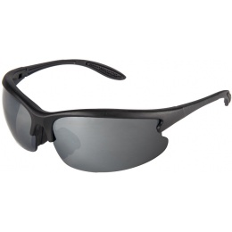 Lancer Tactical Airsoft Safety Shooting Glasses - BLACK