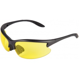 Lancer Tactical Airsoft Safety Shooting Glasses - YELLOW