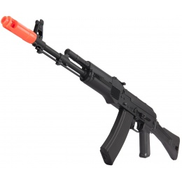 JG AK-74M Full Metal Electric Blowback EBB Airsoft AEG Rifle