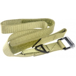 Lancer Tactical Riggers Belt - OD GREEN (XL)