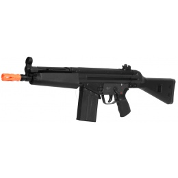JG T3 Carbine Full Metal Gearbox AEG Airsoft Rifle - BLACK