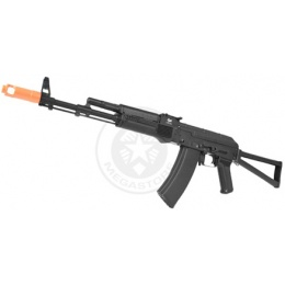 JG Airsoft EBB Full Metal AK-74S AEG Rifle w/ Metal Folding Stock