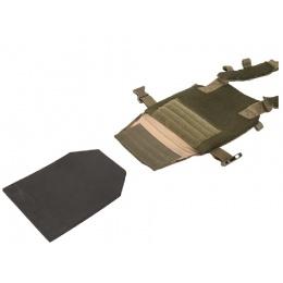 Lancer Tactical Airsoft QR Ballistic Plate Carrier - CAMO TROPIC