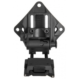 Lancer Tactical L4G19 CNC Aluminum Breakaway NVG Mount - BLACK