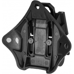 Lancer Tactical L4G19 CNC Aluminum Range NVG Mount  - BLACK