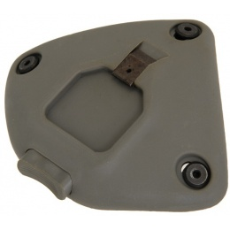 Lancer Tactical Compact Airsoft NVG Mount Gear - FOLIAGE GREEN