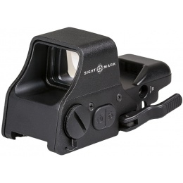 Sightmark Tactical Ultra Shot Plus Red Dot Optic - BLACK