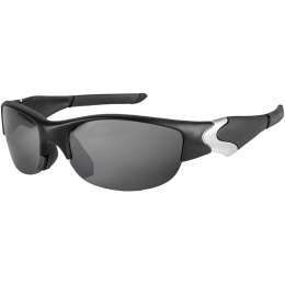 Lancer Tactical Polymer Outdoor Sporting Glasses - BLACK