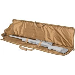 Lancer Tactical Airsoft PVC Heavy Duty Gun Bag - 47 Inches - TAN