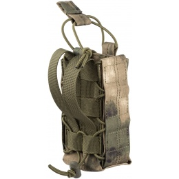 Lancer Tactical Airsoft Retention Radio Pouch - AT-FG
