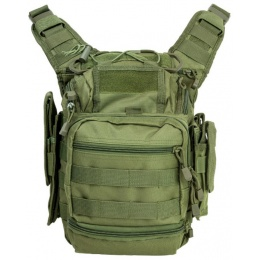 NcStar Tactical First Responders Utility Bag - GREEN