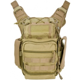 NcStar Tactical First Responders Utility Bag - TAN