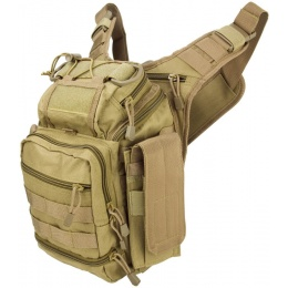 NcStar Tactical First Responders Utility Bag - TAN
