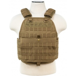 NcStar Airsoft VISM Tactical Vest - TAN