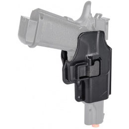 AMA Hard Shell M1911 Pistol Holster - BLACK