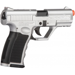 UK Arms HA-129S Airsoft Spring Pistol - SILVER