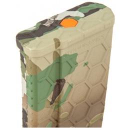 Dytac Hexmag Airsoft M4/M16 Series AEG 120rd Midcap Magazine - CAMO