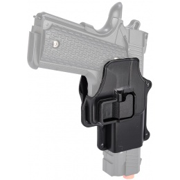 AMA Hard Shell G25/G26 Pistol Holster - BLACK