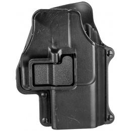 AMA Hard Shell G25/G26 Pistol Holster - BLACK