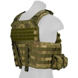 Lancer Tactical QR Tactical Airsoft Tactical Vest (AT-FG)