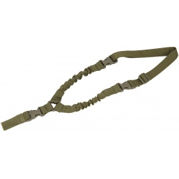 Lancer Tactical Airsoft Single Point QR Sling - OD GREEN