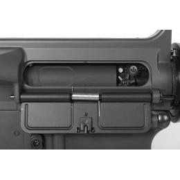 JG Airsoft M4 Commando Metal Gearbox AEG Rifle w/ Tightbore Barrel