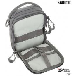 Maxpedition Tactical Elastic CAP Compact Admin Pouch - GRAY