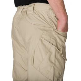 Lancer Tactical Resistors Outdoor Recreational Pants - TAN