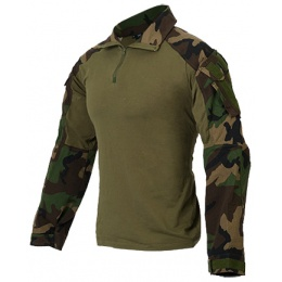 AMA Gen 3 Style Combat BDU Shirt - WOODLAND (Medium)