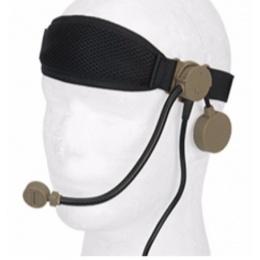 Z-Tactical Cobra Boom Arm Tactical Headset w/ Headband - TAN
