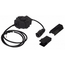 Z-Tactical Airsoft Wireless PTT Radio/Headset Adapter - Motorola 1-Pin Version
