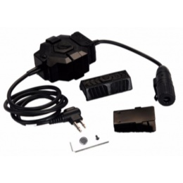 Z-Tactical PTT Radio/Headset Adapter - Motorola 2-Pin Version