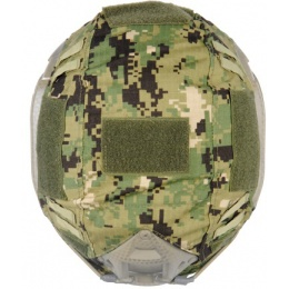 AMA Tactical Ballistic Protective Helmet Cover - JUNGLE DIGITAL