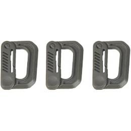 AMA 3X Type-D Small Quick Hook Set - FOLIAGE GREEN