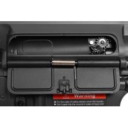JG Airsoft Full Metal Gearbox LR-16 RIS AEG Rifle
