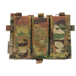 AMA Tactical M4 Triple Magazine Pouch - CAMO