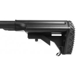 JG Airsoft M4 CQB-R AEG Integrated Metal Rail System - BLACK