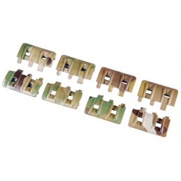 AMA Tactical 8pc ACM FTM Rail Panel Set - CAMO