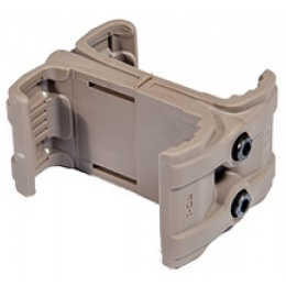 AMA Tactical PMAG Double Magazine Link - DARK EARTH