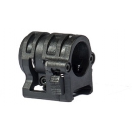 AMA Tactical 0.830'' Ring Light Mount - BLACK