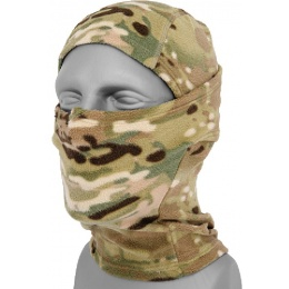 AMA Tactical Winter Fleece Balaclava - MODERN CAMO