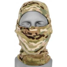 AMA Tactical Winter Fleece Balaclava - MODERN CAMO