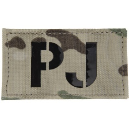 AMA Signal Skills IR Patch: PJ - MODERN CAMO