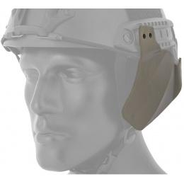 AMA Airsoft Helmet Rail Side Cover - FOLIAGE GREEN